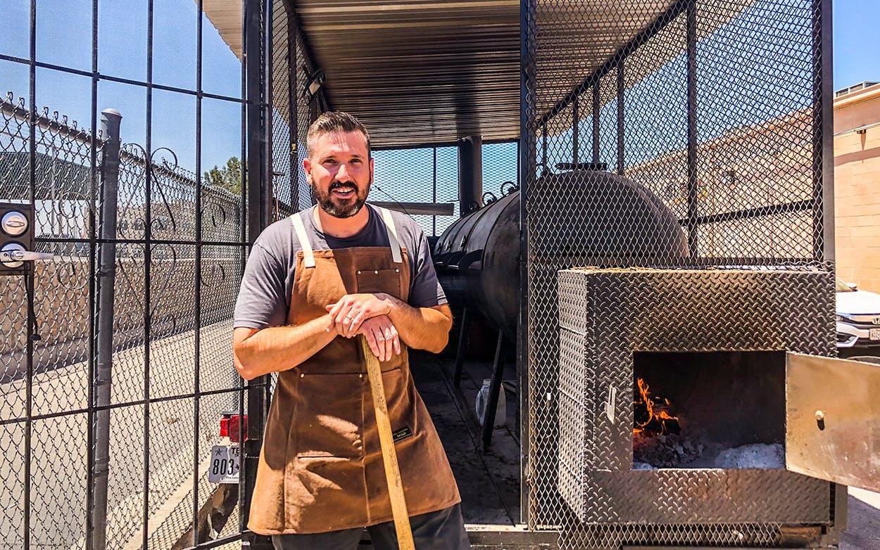 Desert Oak Barbecue