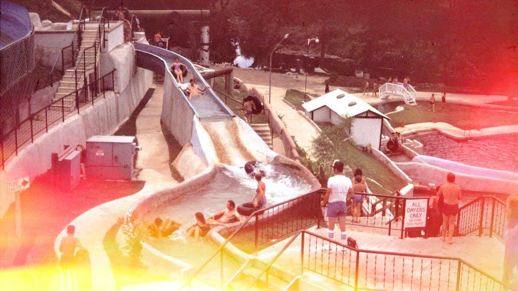 Schlitterbahn Slides