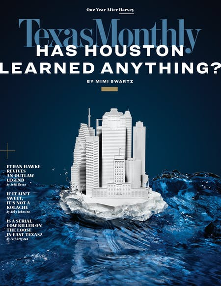 September 2018 issue cover