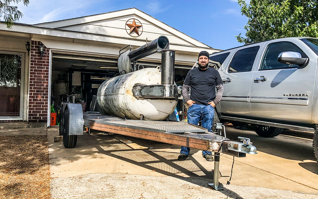 Popularity Of Texas Bbq Fuels Demand For Thousand Gallon Smokers Texas Monthly