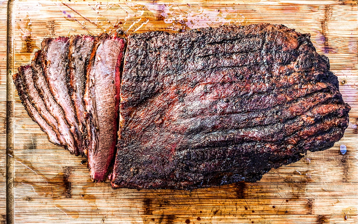 How To Smoke Brisket On A Weber Grill Texas Monthly