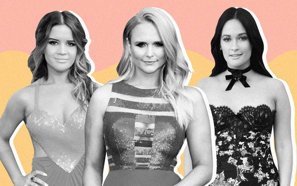 Maren Morris, Miranda Lambert, and Kacey Musgraves are all nominees for the 2018 Country Music Awards in the Female Vocalist of the Year category.