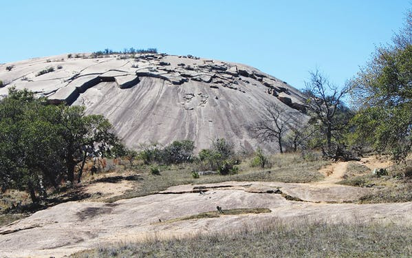 Enchanted Rock State Natural Area in Fredericksburg issued a warning about the high temperatures in the park and the risks they pose for pets.