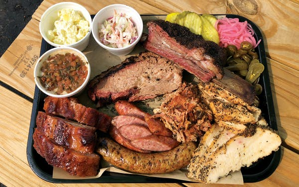 Slaughter's BBQ Oasis
