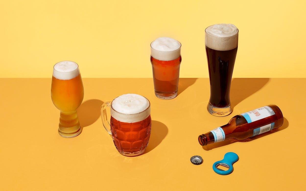 Texas beers