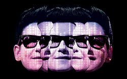 An image of Roy Orbison's face