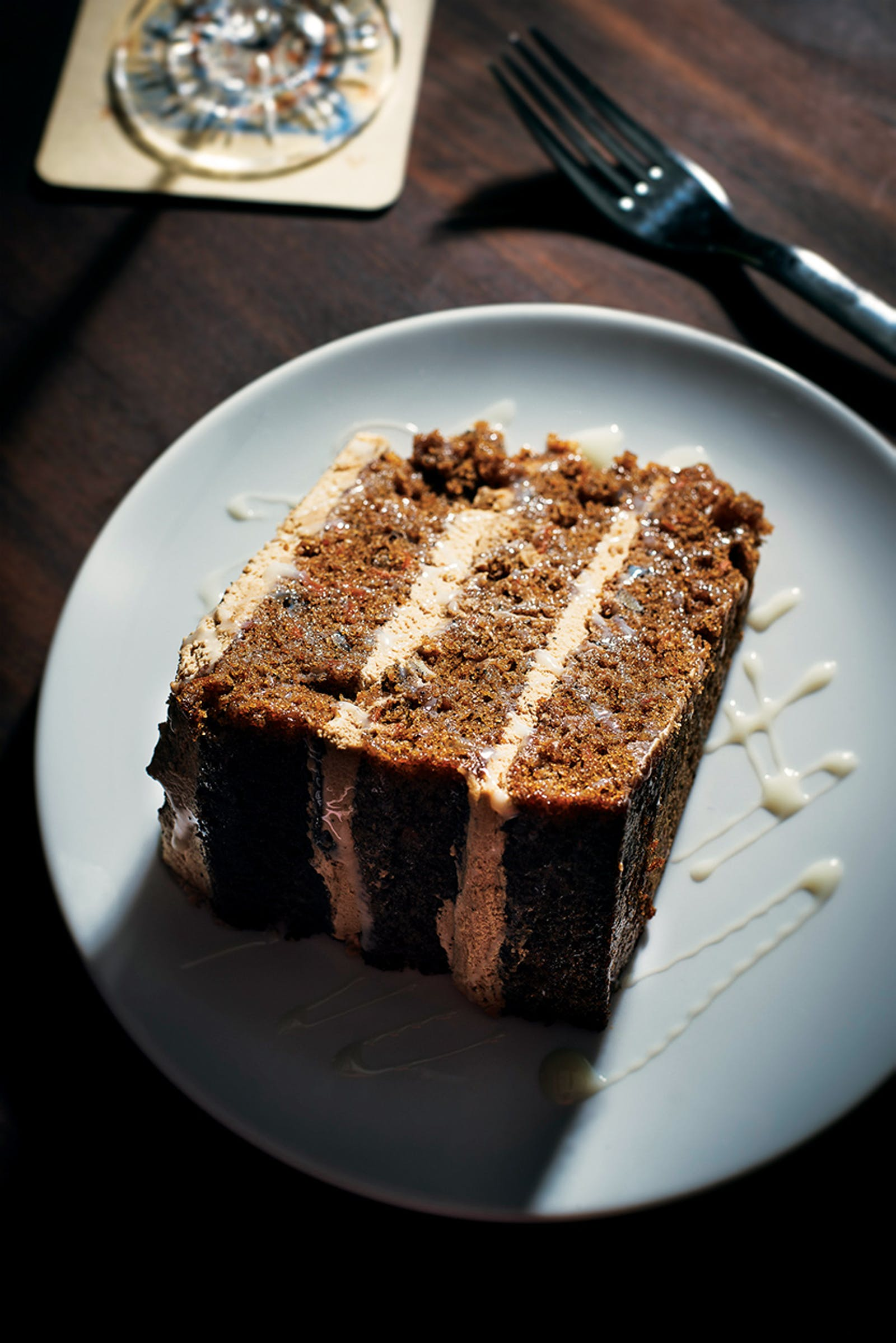 Carrot cake.