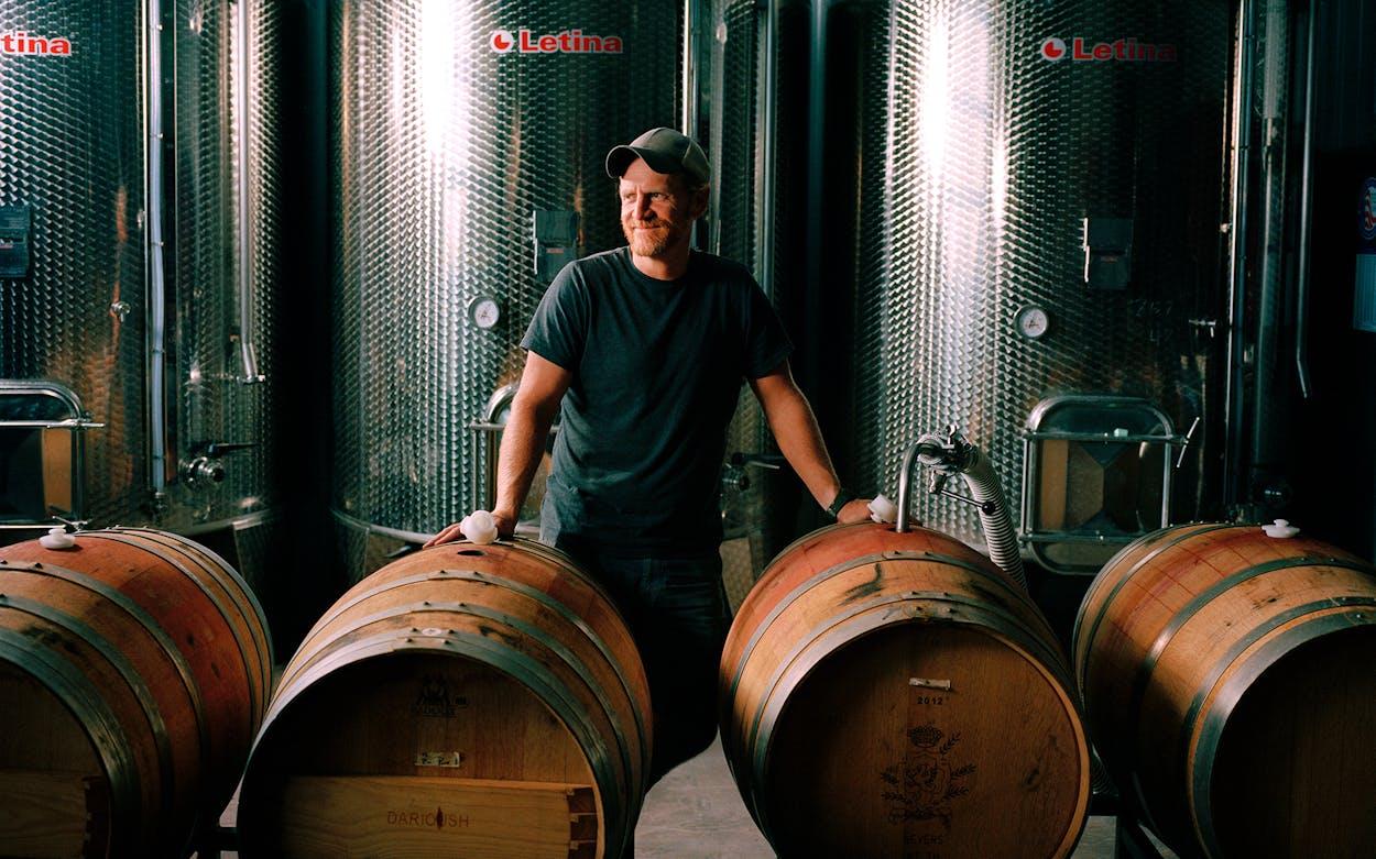 wine, winery, Regan Meador
