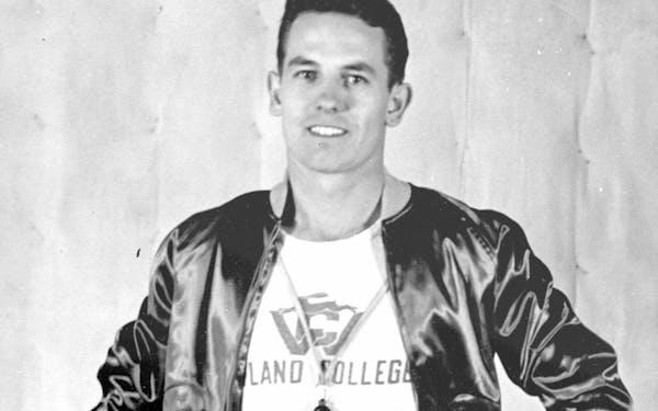 Coach Harley Redin