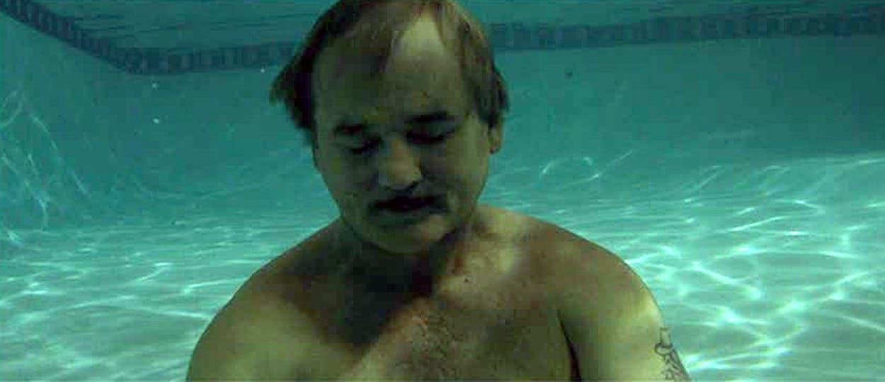 "Bill Murray as Herman Blume in the 1998 film ""Rushmore."""