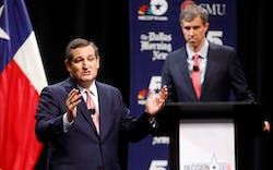 Ted Cruz-Beto O'Rourke debate