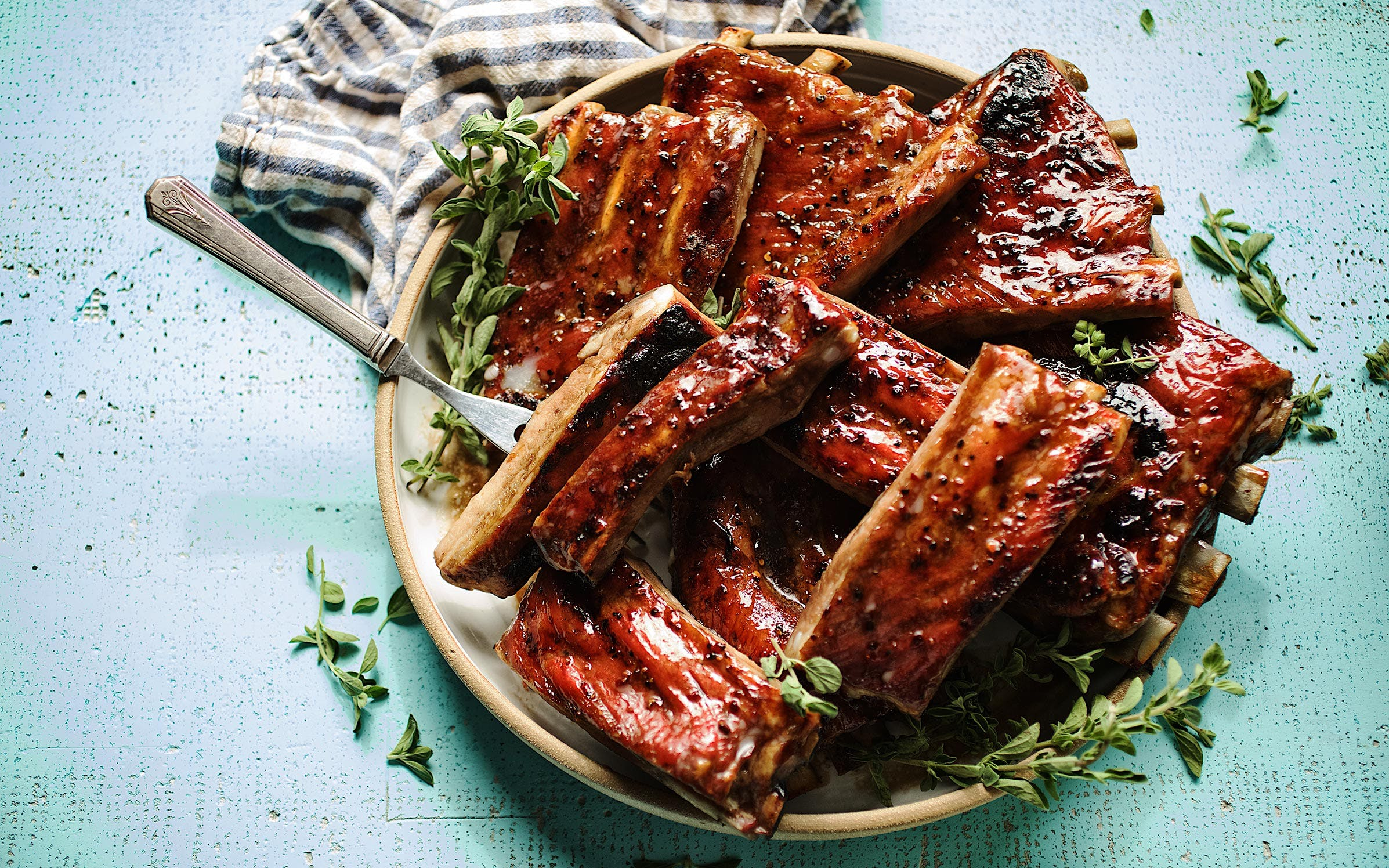 Recipe Sweet And Tangy Wild Boar Ribs Texas Monthly