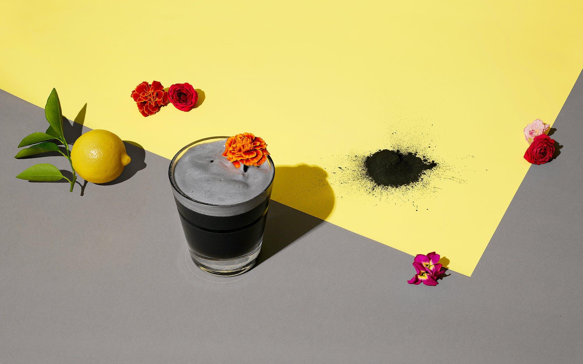 The Detox to Retox cocktail