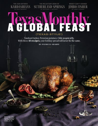 November 2018 Issue Cover