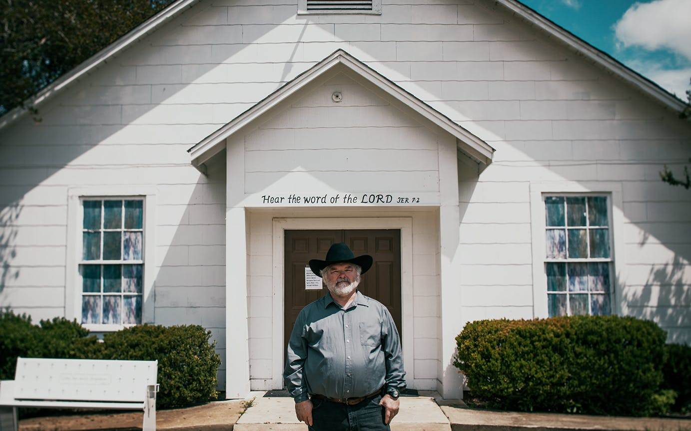 Stephen Willeford Still Grappling With The Sutherland Springs Mass