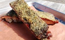 Smoke sessions garlic parmesan ribs