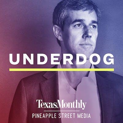 Underdog: Beto vs. Cruz Album Artwork