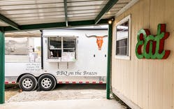 BBQ on the Brazos food truck
