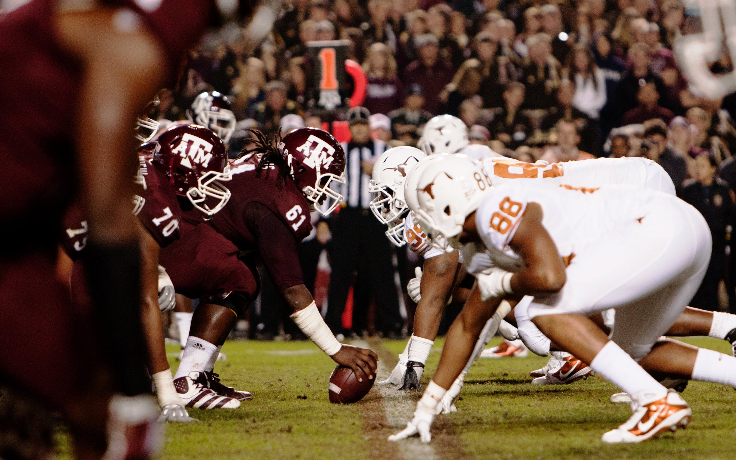 Should The Law Require Ut And Texas A M To Renew Their