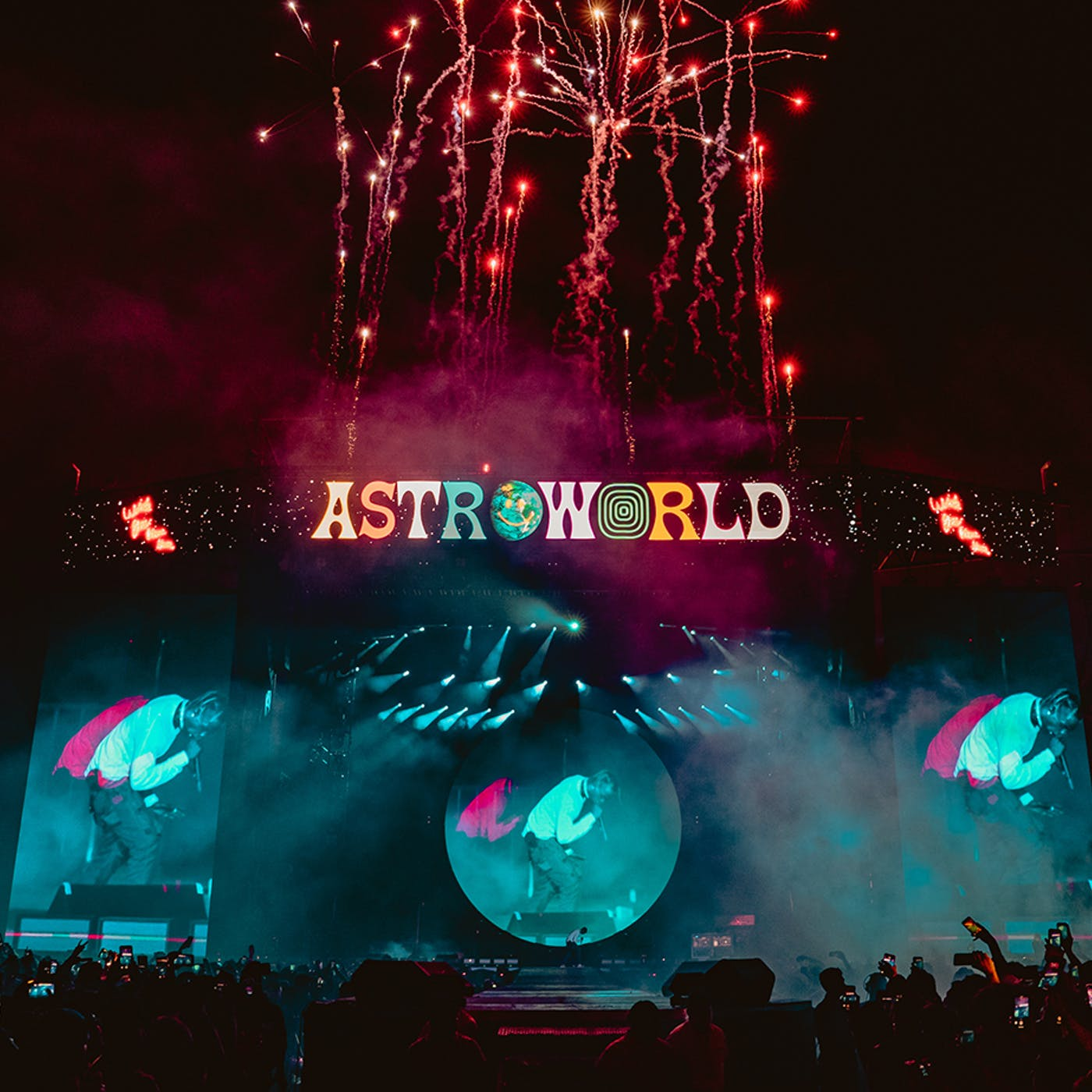 Travis Scott Capped His Wild Year At Houston S Astroworld Festival