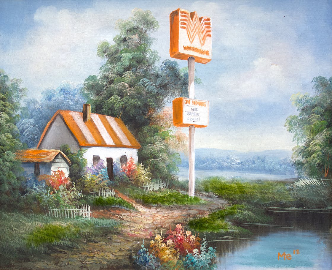 The Olde Whataburger