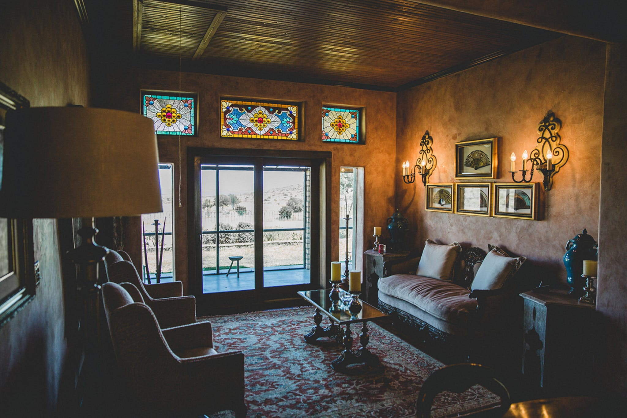 Explore Ranches Maravillas Ranch main house