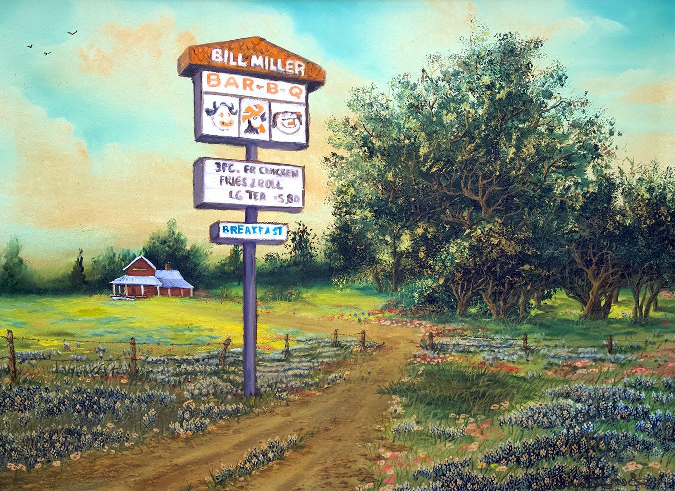 """""""Bill Millers BBQ"""""""