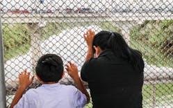 Nicaraguan asylum seekers