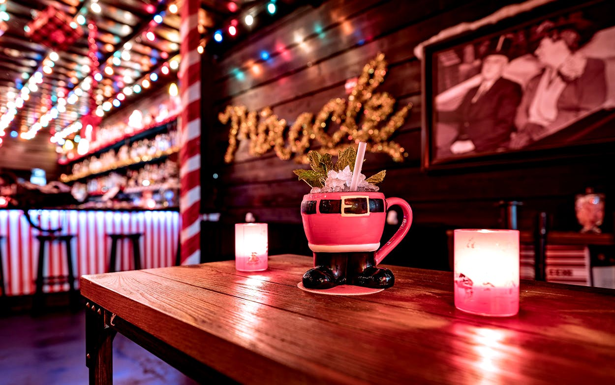 Christmas Bars