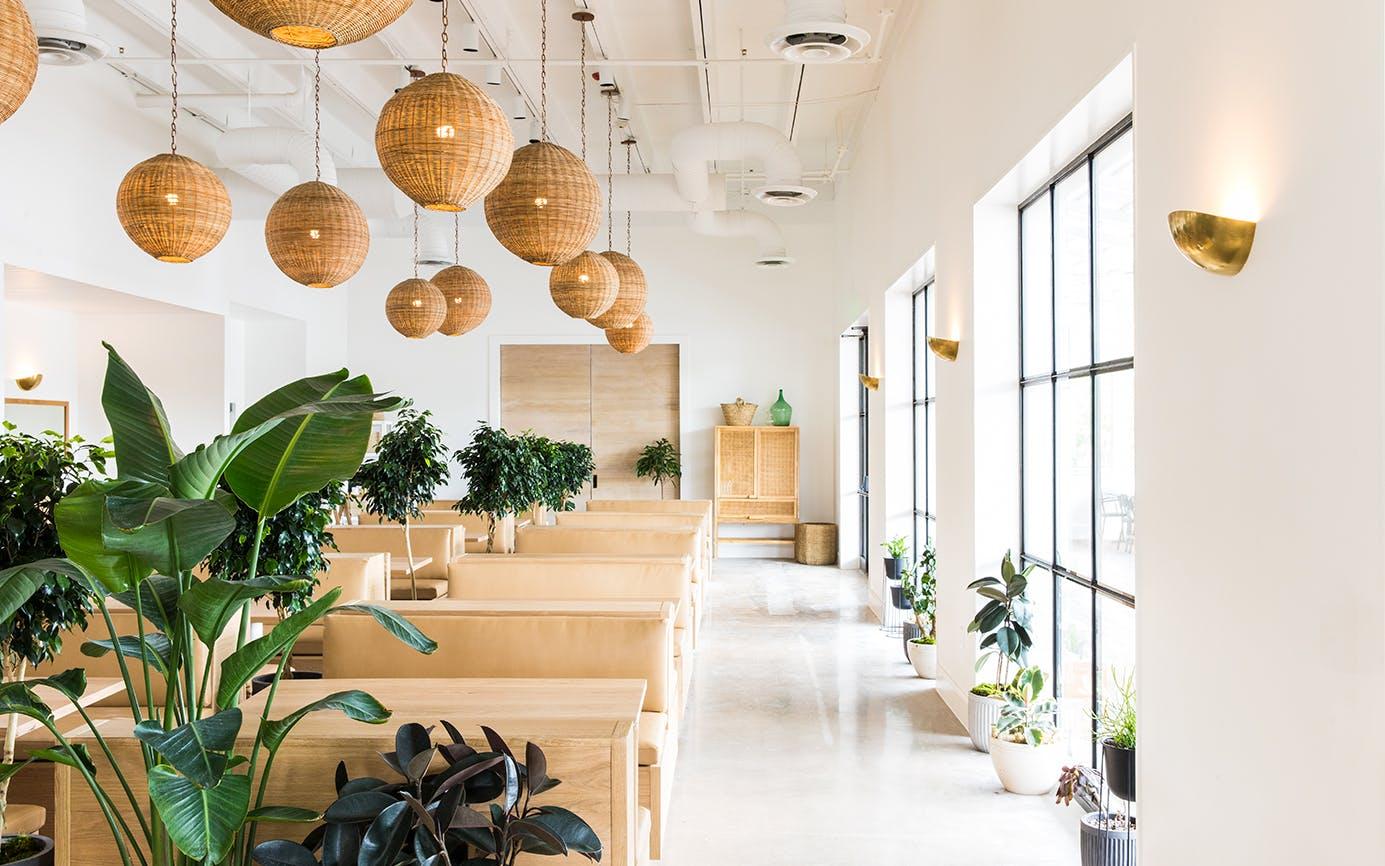 Restaurant Design the interior of Hank's in Austin