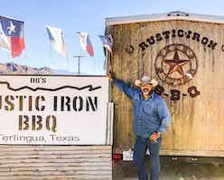 DBs Rustic Iron BBQ
