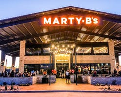 Marty B's exterior