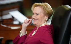 Texas State Senator Beverly Powell.