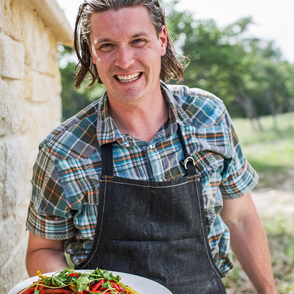 Chef Jason Dady.