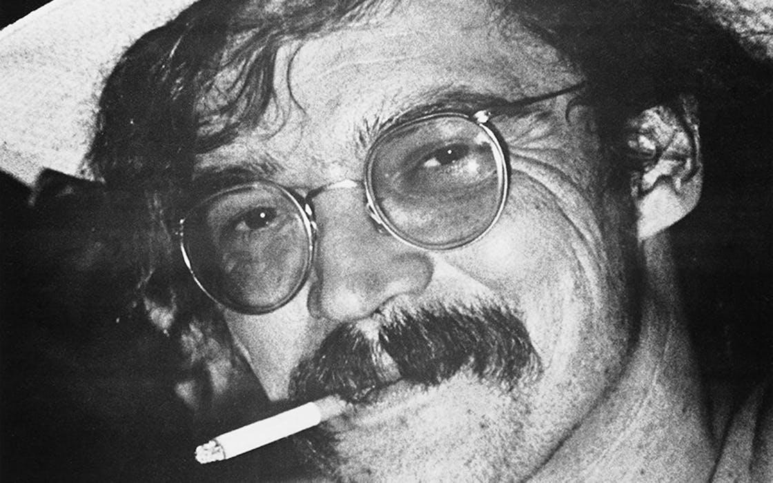 Terry Allen in 1974.