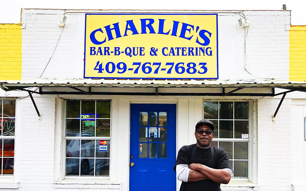 Charlie's Bar-B-Que
