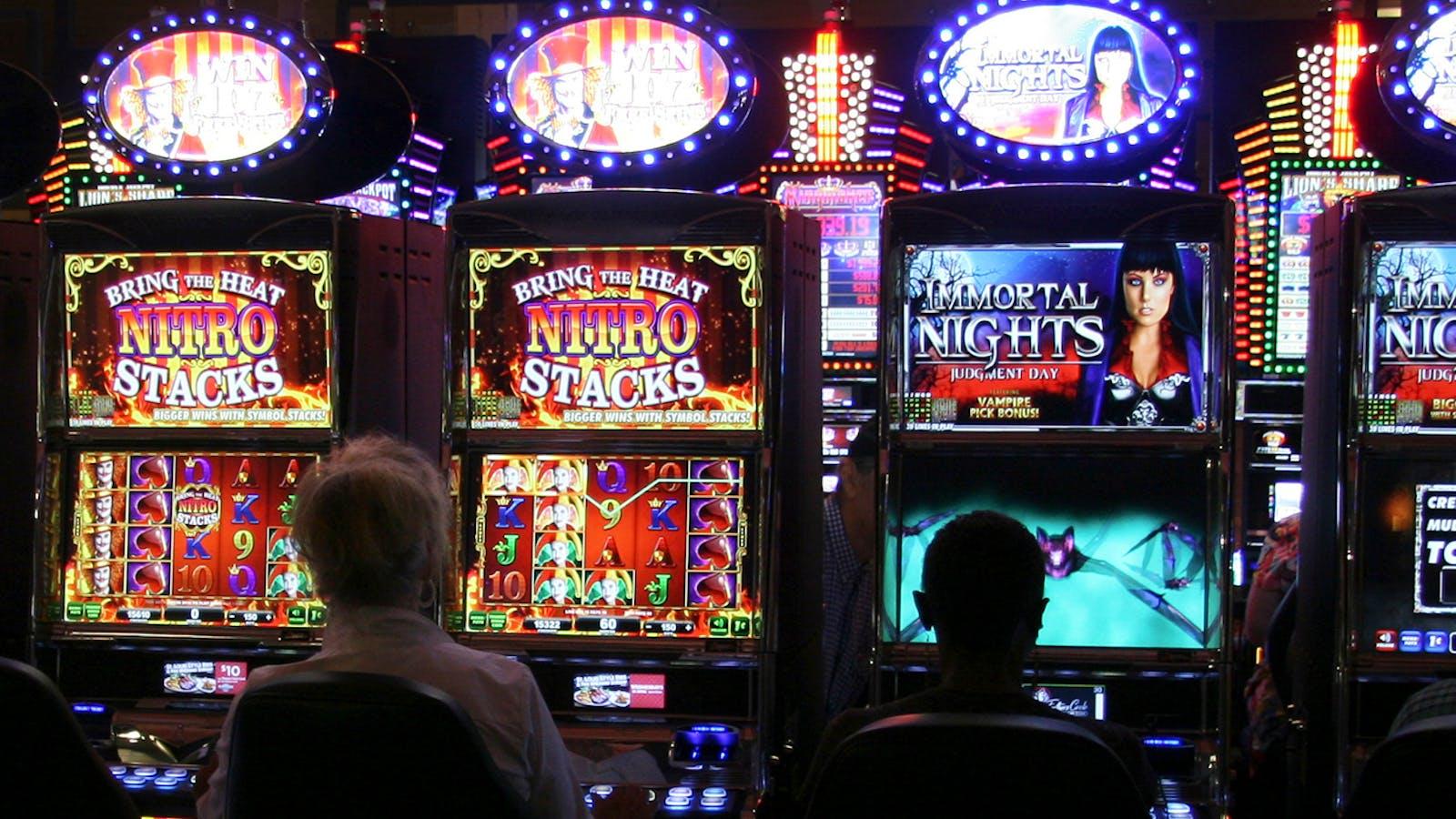 Legalize bingo gambling texas wichita tribe casino