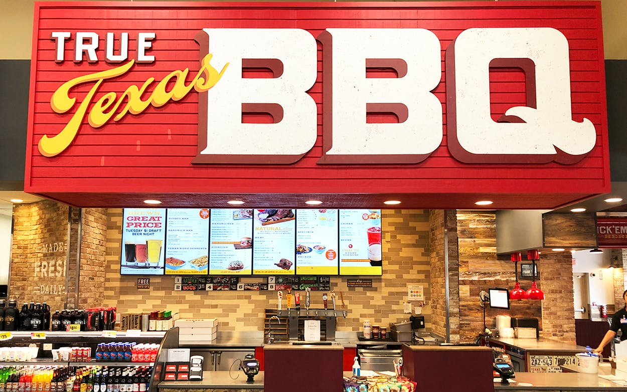 True Texas BBQ