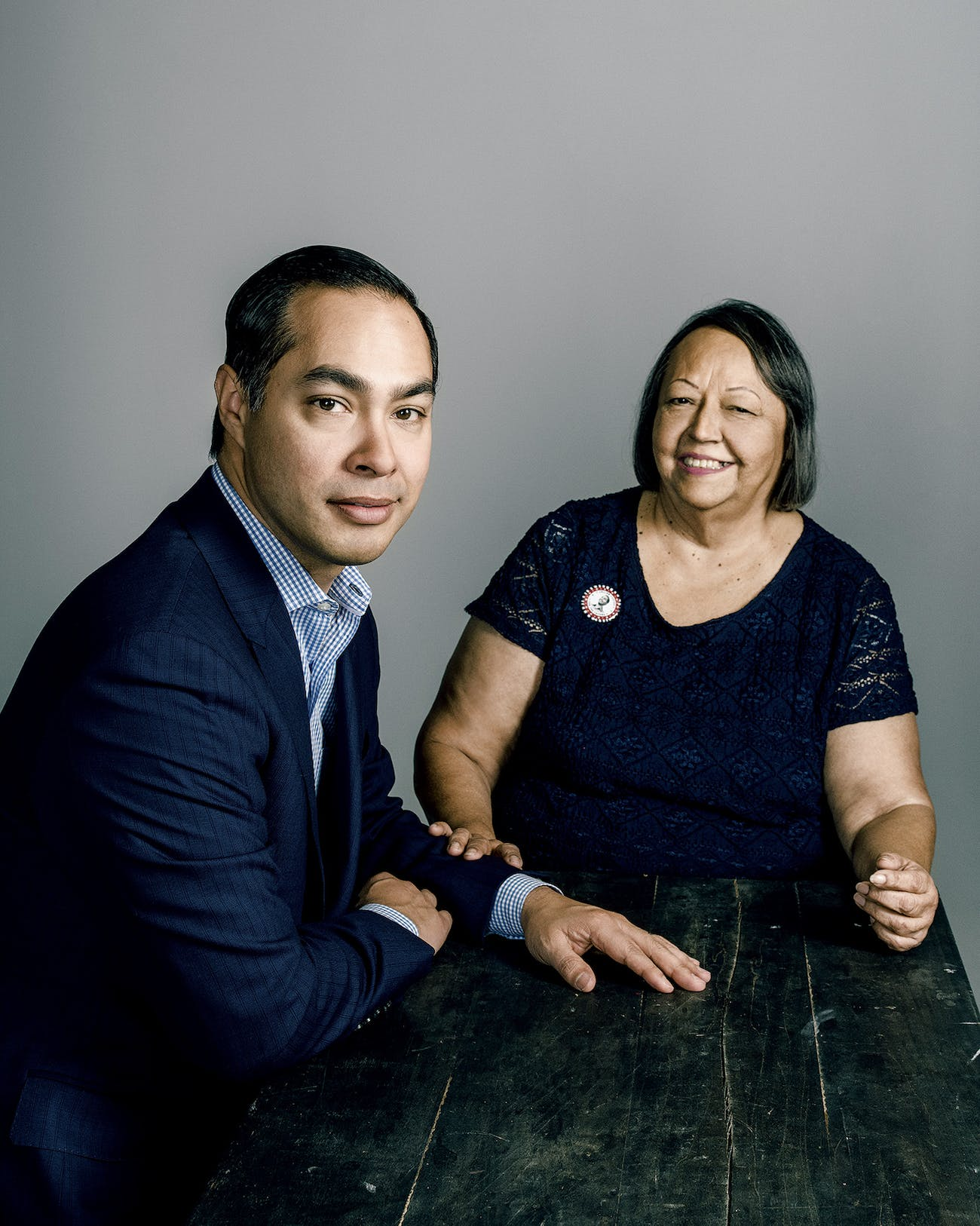 Everything Julian Castro Knows He Learned From His Mother Texas Monthly