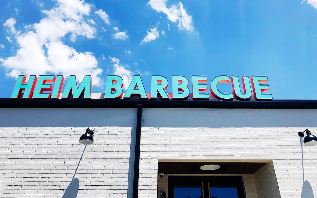 Heim Barbecue