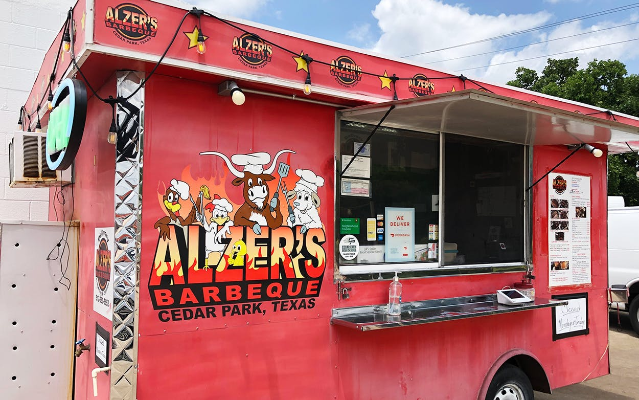 Alzer's Barbeque
