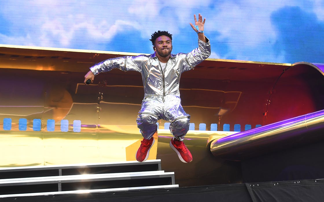 Kevin Abstract of Brockhampton performs on May 31, 2019 in New York City.