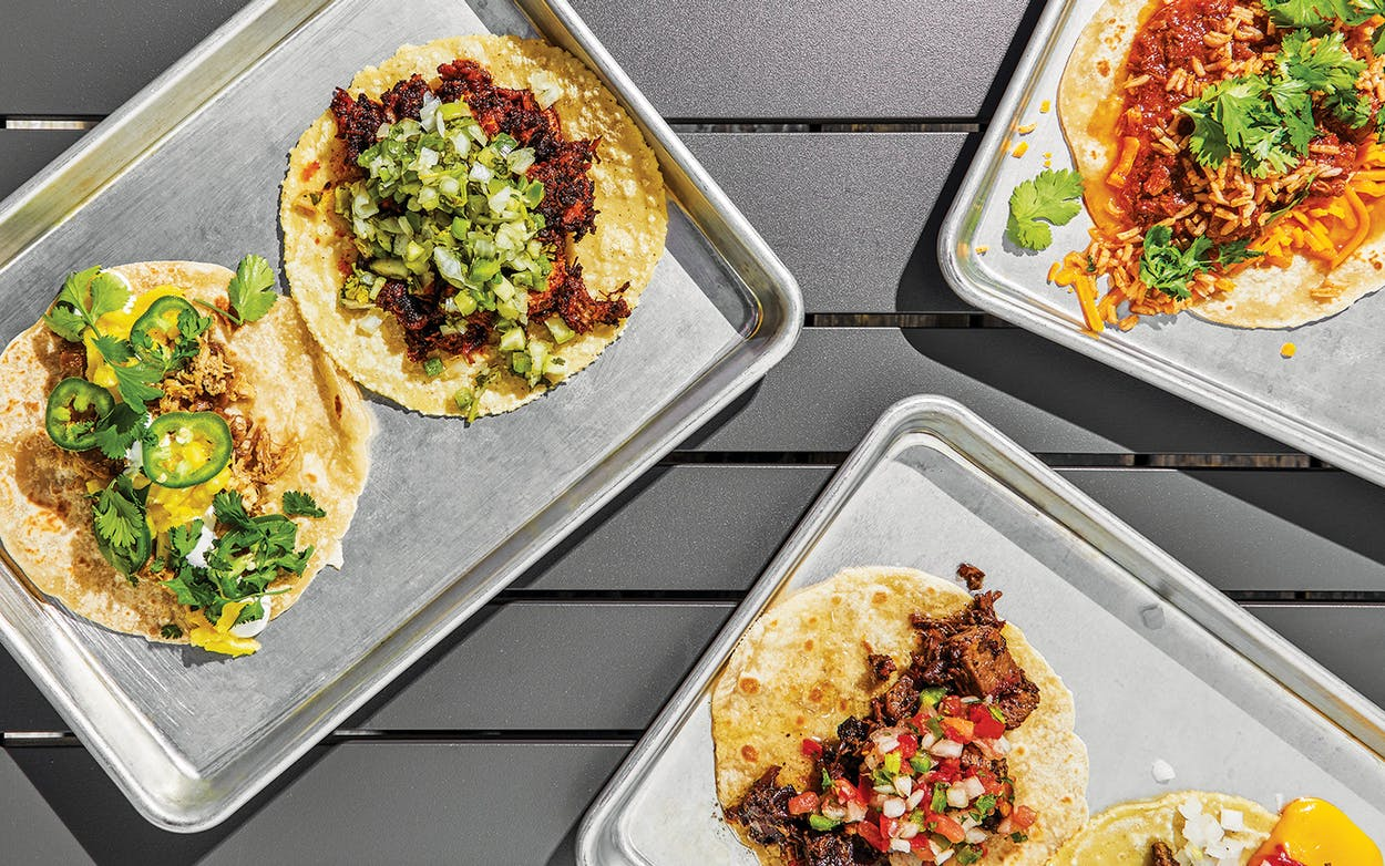 Chispas tacos