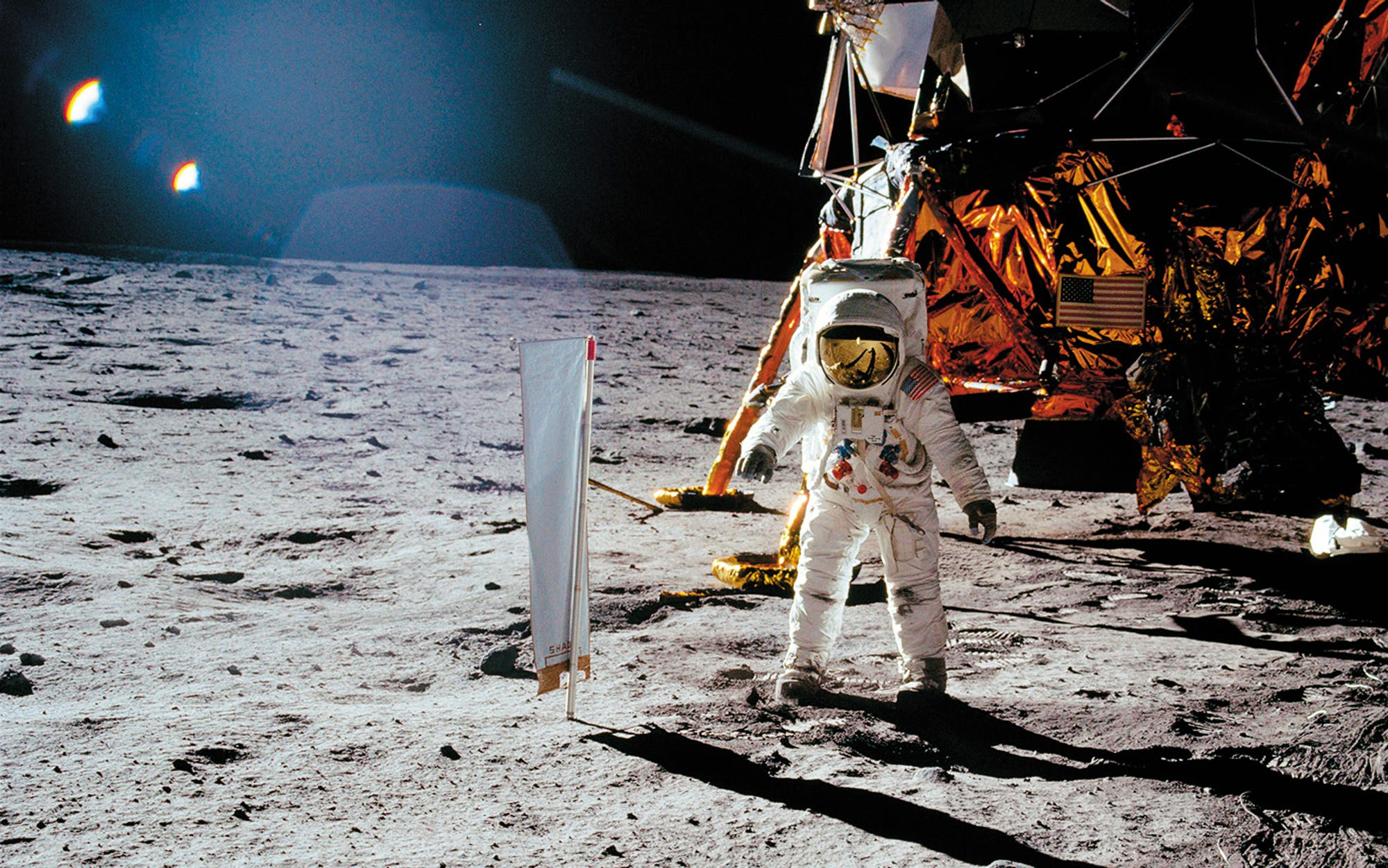 Walking On The Moon Texas Monthly
