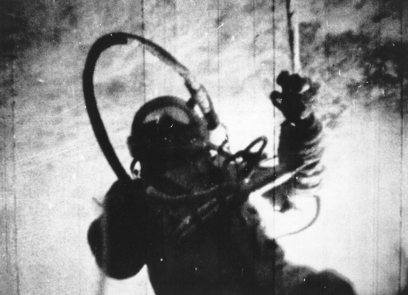 18th March 1965: Russian astronaut Alexei Leonov becomes the first man to walk in space on March 18, 1965.