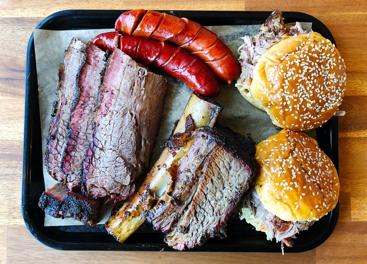 Houstons BBQ in Melbourne