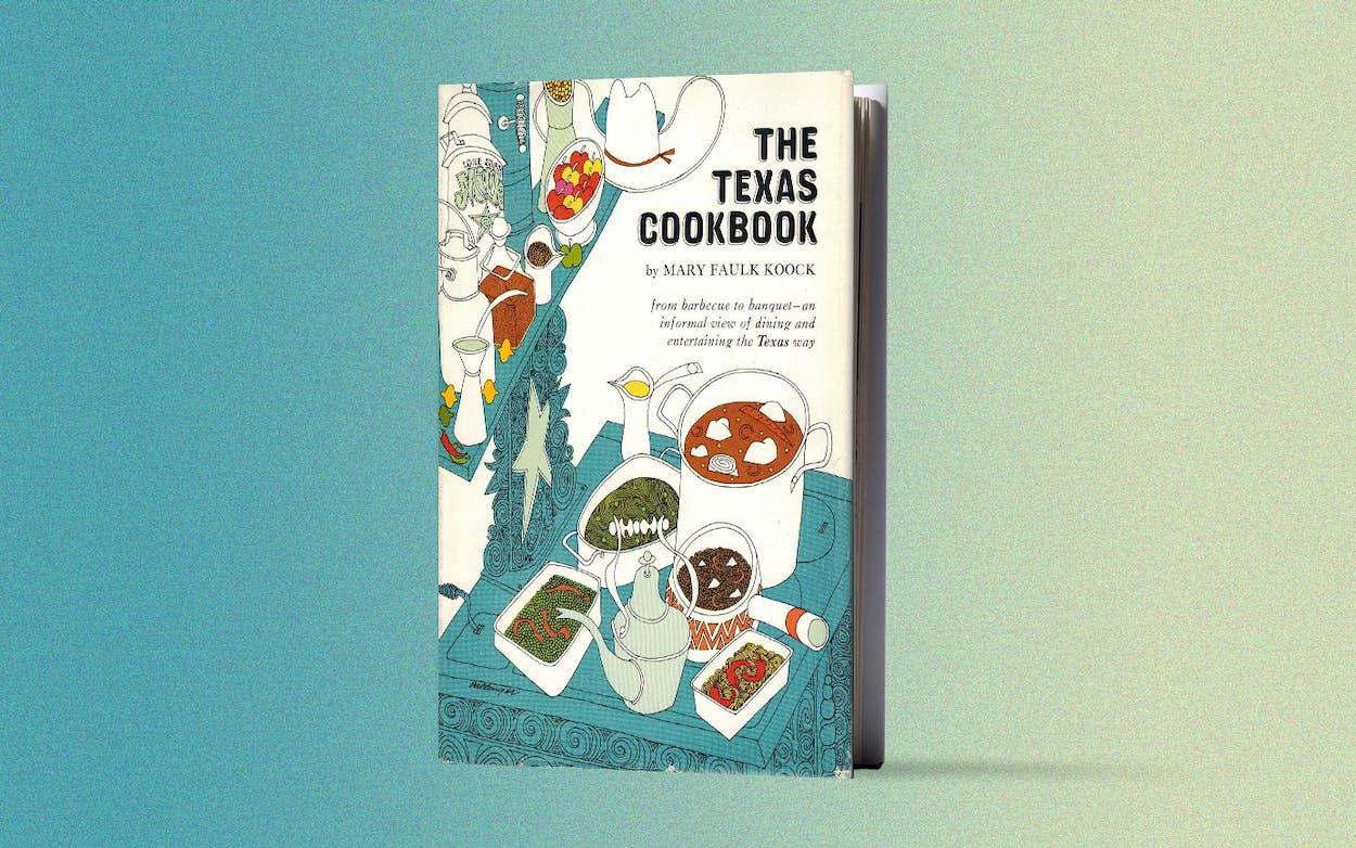 The Texas Cookbook
