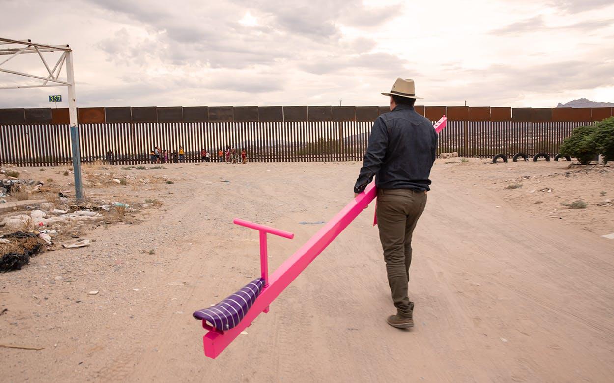 border seesaw