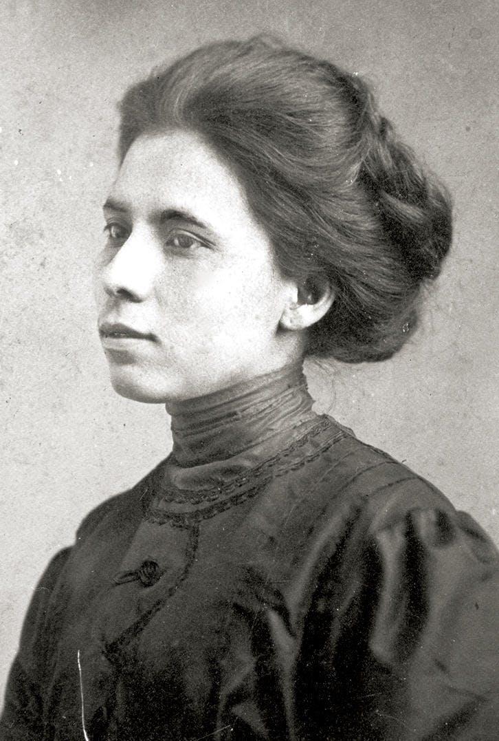 Jovita Idar Portrait