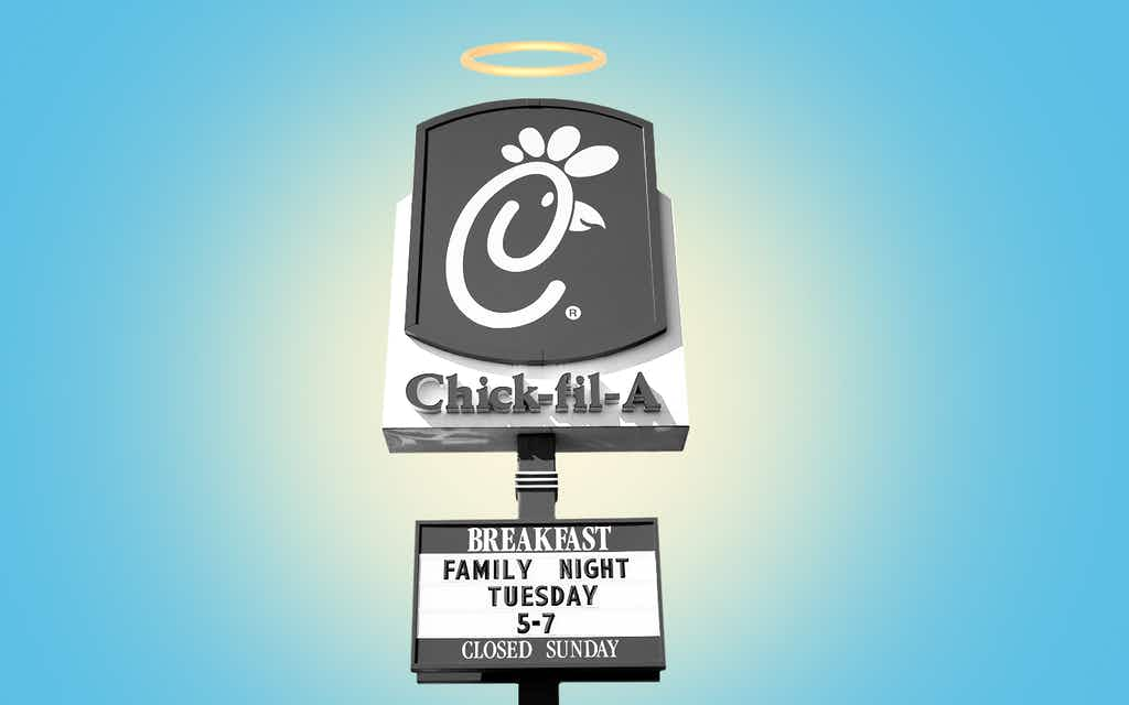 Churchy Chicken: Why the Religious Right Won't Stop Talking About Chick-fil-A